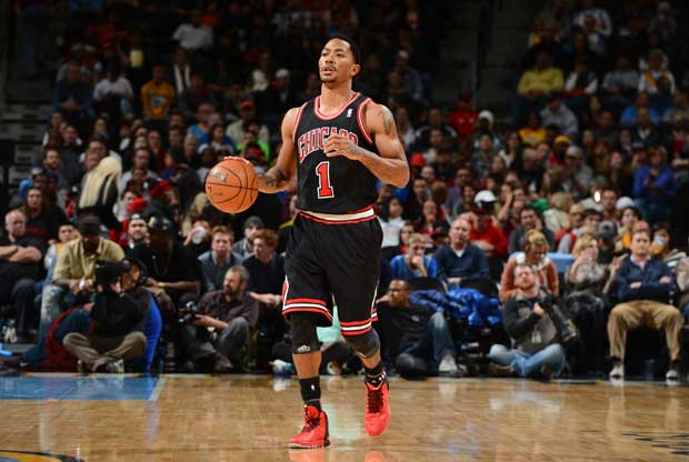 Derrick Rose / Getty Images