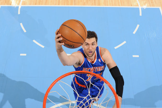Andrea Bargnani / Getty Images