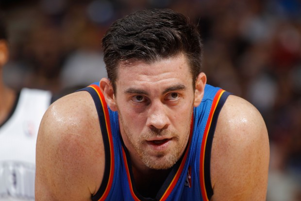 Nick Collison./ Getty Images