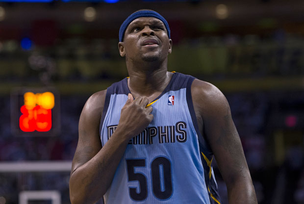 Zach Randolph / Getty Images