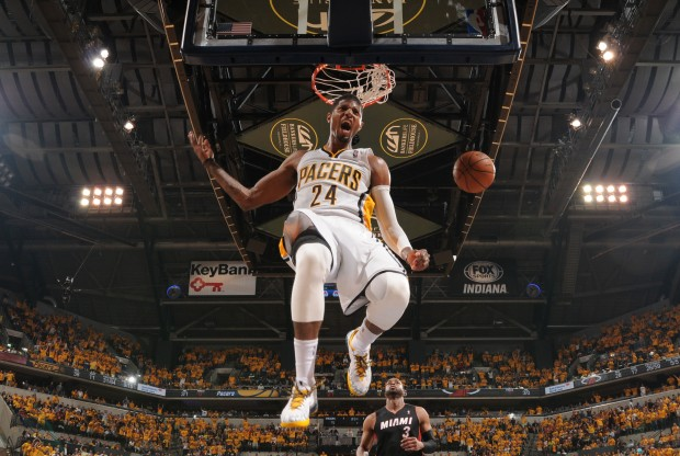 Paul George./ Getty Images