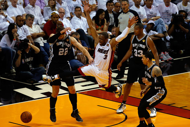 Dwyane Wade / Getty Images