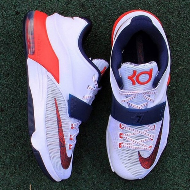 Nike - KD VII 'Independence Day'