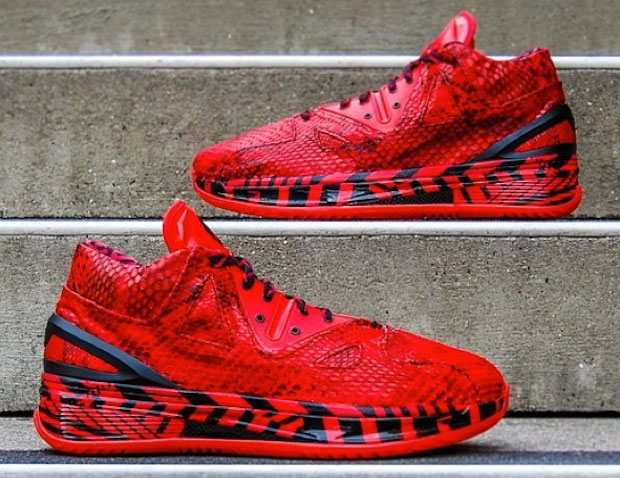 Li-Ning - Way Of Wade 2 Encore 'Snakeskin Custom'