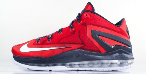 Nike - LeBron 11 Low 'Independence Day'