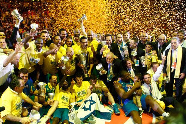 Maccabi Electra Tel Aviv / Marca Media