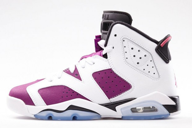 Air Jordan - VI GS Grape