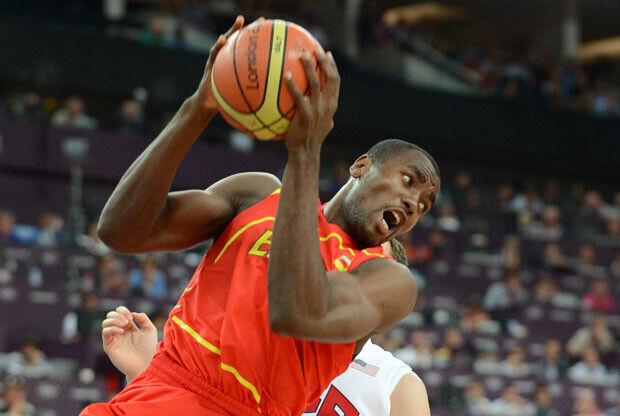 Serge Ibaka / Getty Images