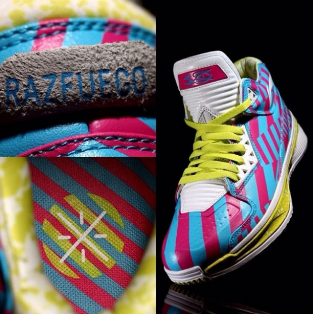 Li-Ning - Way Of Wade 2 'Razfuego'