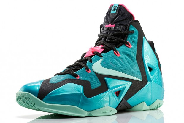 Nike - LeBron 11 'South Beach'