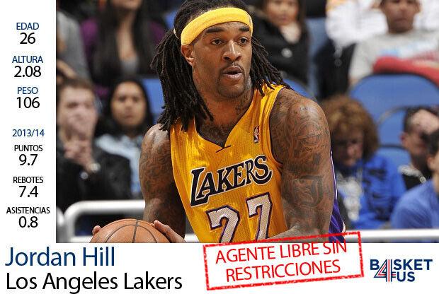 Jordan Hill./ Getty Images