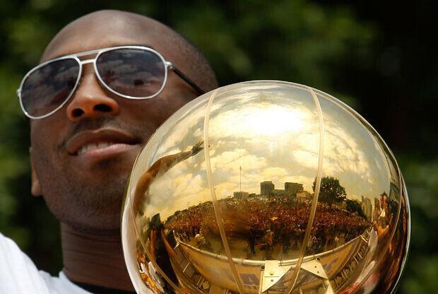 Kobe Bryant / Getty Images