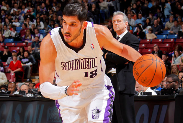 Omri Casspi / Getty Images