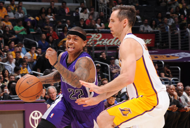 Isaiah Thomas y Steve Nash / Getty Images