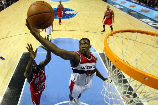 Kevin Seraphin./ Getty Images
