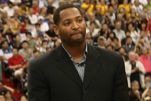 Robert Horry / Getty Images