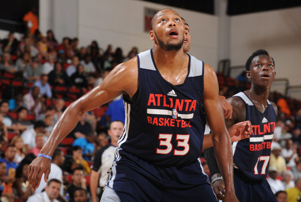 Adreian Payne / Getty Images