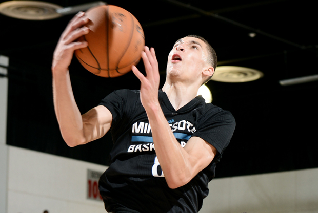 Zach LaVine / Getty Images