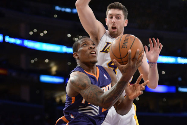 Eric Bledsoe y Ryan Kelly / Getty Images