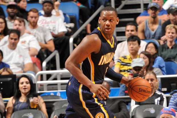 Lavoy Allen./ Getty Images
