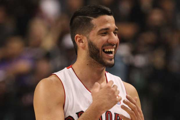 Greivis Vasquez / Getty Images