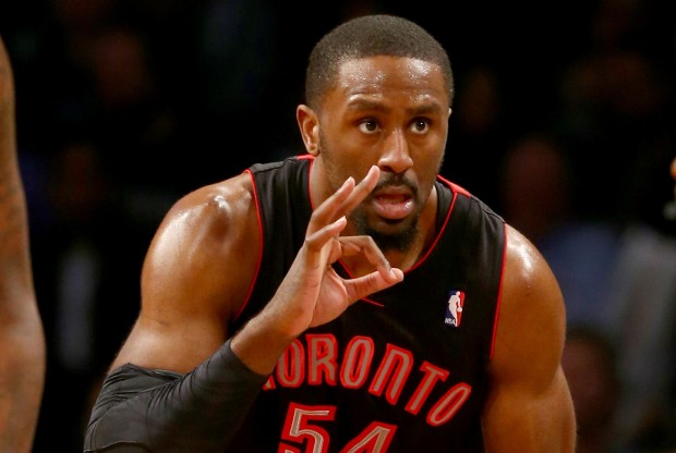 Patrick Patterson./ Getty Images