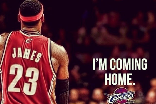 LeBron James / Instagram