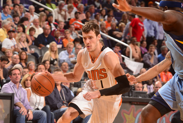 Goran Dragic / Getty Images