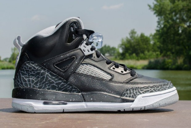 Jordan - Spizike GS 'Black/Grey'