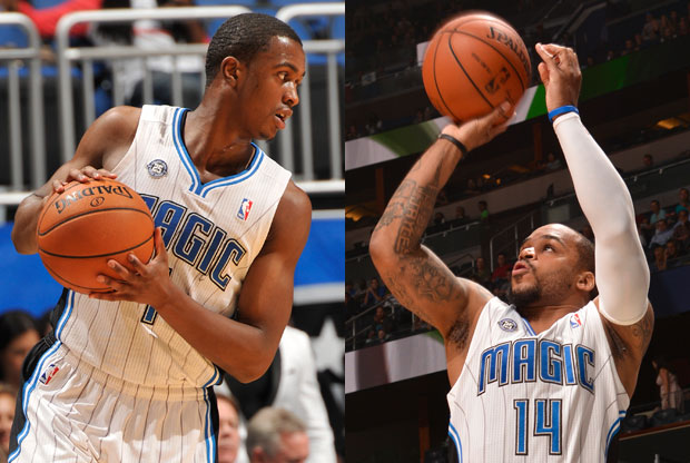 Jameer Nelson y Doron Lamb / Getty Images