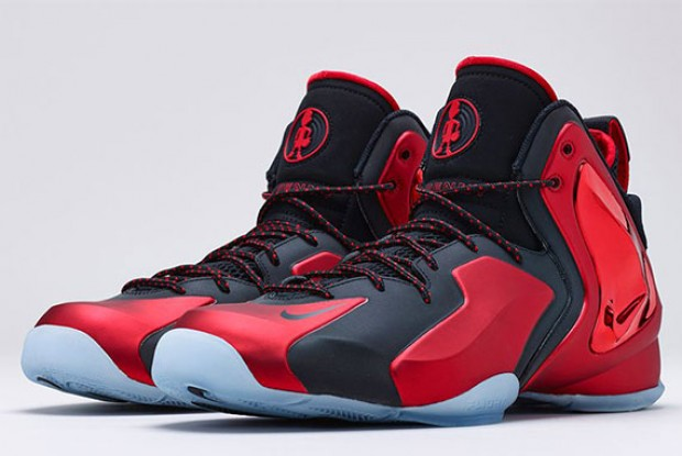 Nike - Lil Penny Posite 'University Red'