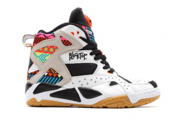 Reebok - Battleground Blacktop 'Aztec'