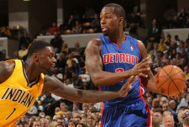 Lance Stephenson y Rodney Stuckey / Getty Images