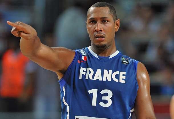Boris Diaw / Getty Images