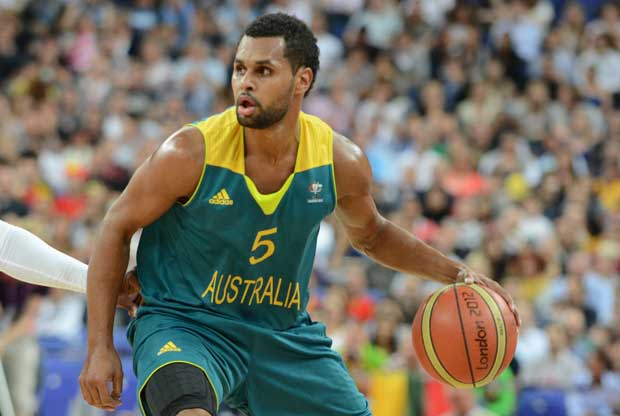 Patty Mills / Getty Images