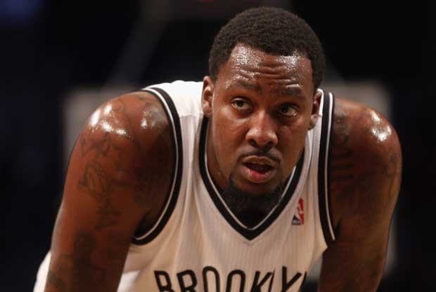 Andray Blatche / Getty Images