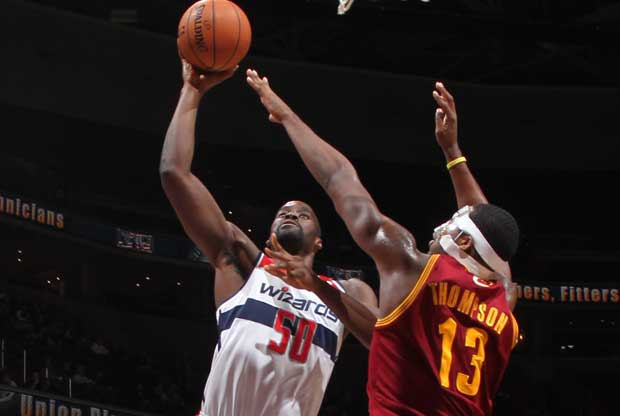 Emeka Okafor, Tristan Thompson / Getty Images