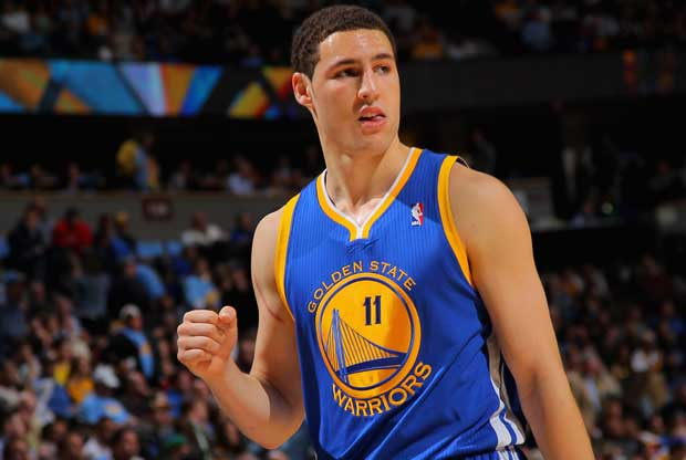Klay Thompson / Getty Images