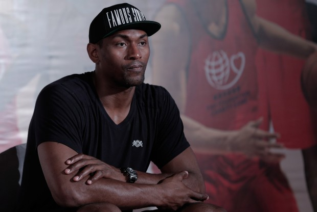 Metta World Peace se marcha a la liga china