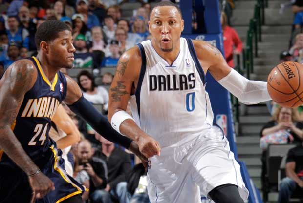 Shawn Marion, Paul George / Getty Images