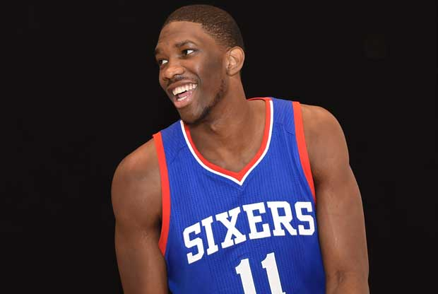 Joel Embiid / Getty Images