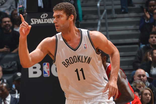 Brook Lopez / Getty Images