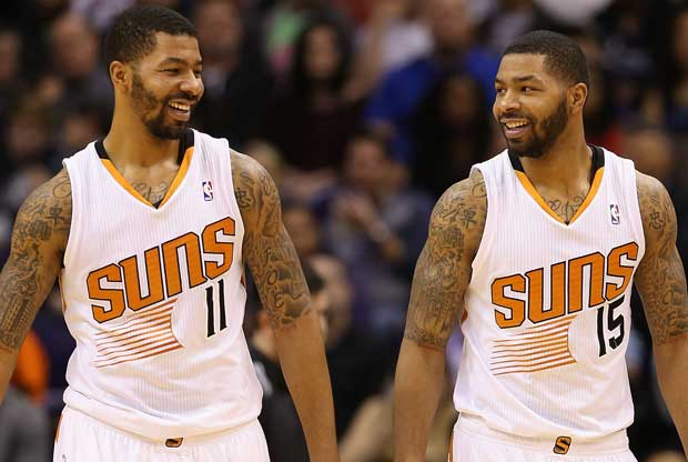 Markieff Morris, Marcus Morris / Getty Images