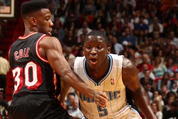 Norris Cole, Victor Oladipo / Getty Images