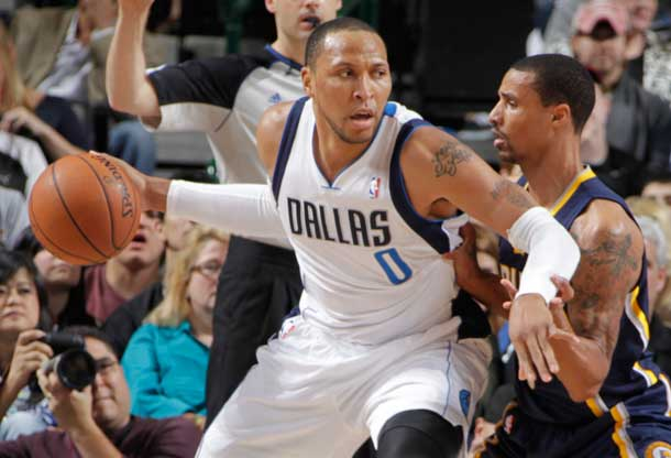 Shawn Marion, George Hill / Getty Images