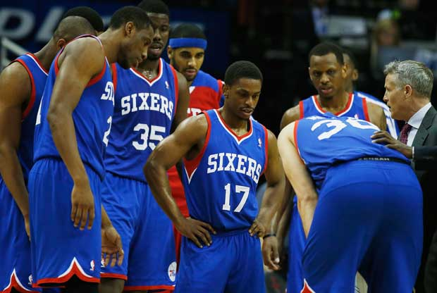 Philadelphia 76ers / Getty Images