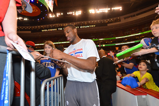Thaddeus Young / Getty Images