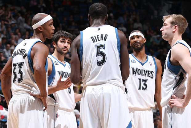 Minnesota Timberwolves / Getty Images