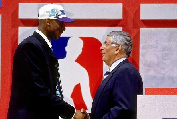Kobe Bryant, David Stern / Getty Images