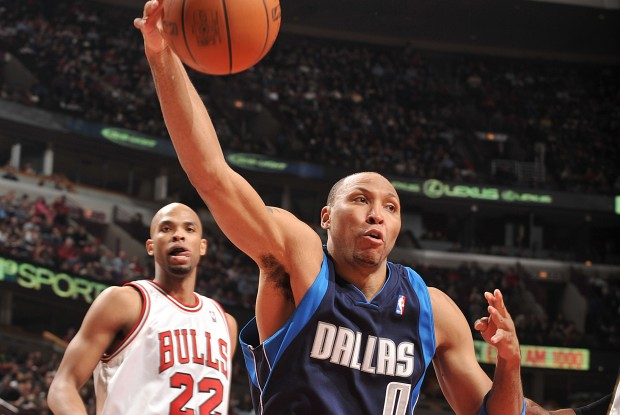 Shawn Marion./ Getty Images